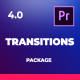 Minimal and Smooth Transitions For Premiere Pro - VideoHive Item for Sale