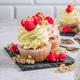 cupcakes with fresh raspberries - PhotoDune Item for Sale