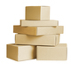 Stack of Paper Boxes - PhotoDune Item for Sale