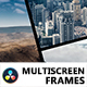 Multiscreen Frames for DaVinci Resolve - VideoHive Item for Sale