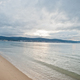 Sunny Beach on Black Sea in Bulgaria. Summer vacation travel holiday. - PhotoDune Item for Sale