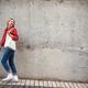 Woman walking - PhotoDune Item for Sale