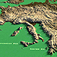 Europe Map DR - VideoHive Item for Sale