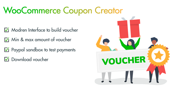 Download WooCommerce Coupon and Voucher Creator Free Nulled