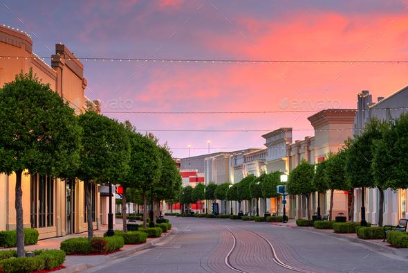 Shreveport, LA, USA - Stock Photo - Images