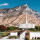 Provo Temple, Utah, USA - PhotoDune Item for Sale