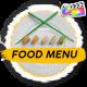 Food Menu Slideshow | FCPX - VideoHive Item for Sale