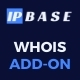 Whois Lookup Addon for IP Base