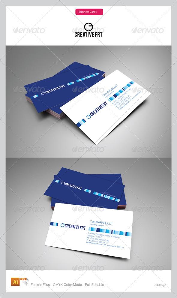 Corporate Business Cards 37 - Corporate Business Cards