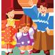 Happy Travel Children Family Holidays