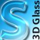 3D Premium Glass Styles V2 - GraphicRiver Item for Sale