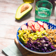 Colorful buddha bowl with veggies and quinoa - PhotoDune Item for Sale