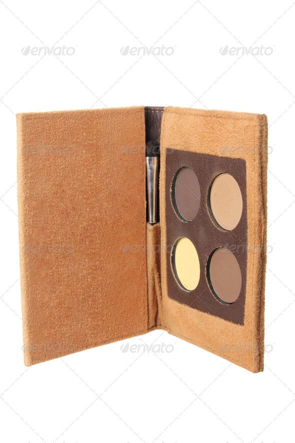 Pocket Eye Shadow - Stock Photo - Images