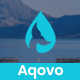 Aqovo - Aqua Farm & Fishery Services WordPress Theme