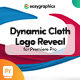 Dynamic Cloth Logo Reveal for Premiere Pro - VideoHive Item for Sale