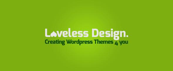 Logo lovelessdesign themeforest