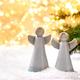 Ceramic Christmas angels - PhotoDune Item for Sale