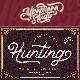 Hunting - Monoline Script Font