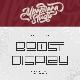 Boost Display - Luxury Display Font