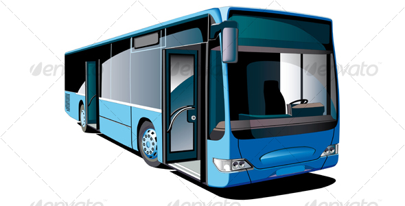 Modern Bus - Industries Business