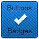 Call-To-Action Buttons & Badges - GraphicRiver Item for Sale