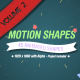 Motion Shapes Vol.2 - VideoHive Item for Sale