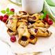 Cookies with raspberries on board - PhotoDune Item for Sale