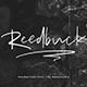 Reedbuck Script Font