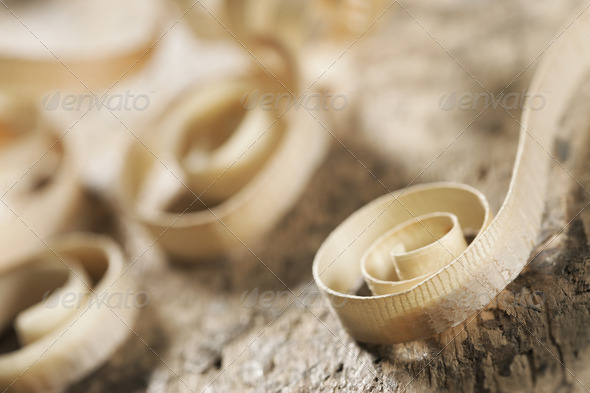 Shavings - Stock Photo - Images