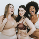 Diverse women embracing their natural bodies - PhotoDune Item for Sale
