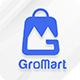 GroMart | Grocery & Vegetables Flutter App Template | UI Kit | Flutter 2.0