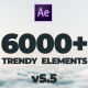 6000+ Graphics Pack