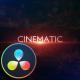 Cinematic Trailer Titles - DaVinci Resolve - VideoHive Item for Sale
