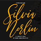 Silvia Norlin Beauty Signature Script Font