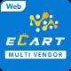 eCart Web - Multi Vendor eCommerce Marketplace