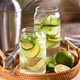 Lemonade with Lime and Cucumber - PhotoDune Item for Sale