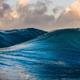 Sea Waves Beat The Stones 3