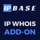 IP Whois Lookup Addon for IP Base