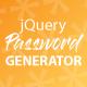 jQuery Password Generator