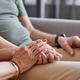 Caring Senior Couple Closeup - PhotoDune Item for Sale