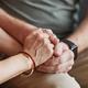 Senior Couple Holding Hands - PhotoDune Item for Sale