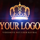 Crown Logo - VideoHive Item for Sale