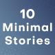Minimal Stories   Premiere Pro - VideoHive Item for Sale