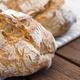 Round bread close-up - PhotoDune Item for Sale