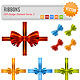 Vector Ribbons - GraphicRiver Item for Sale