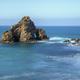Marine rocky cliff with two arches - PhotoDune Item for Sale
