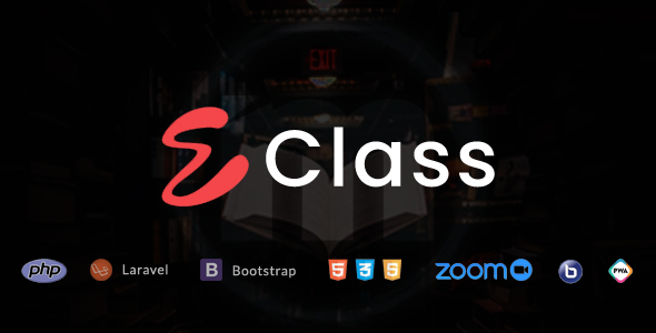 eClass - Learning Management System by media-city | CodeCanyon