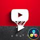 Youtube Minimal Liquid Logo - VideoHive Item for Sale