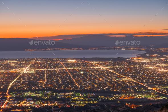 Provo, Utah, USA - Stock Photo - Images