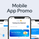 Clean Mobile App Promo - VideoHive Item for Sale